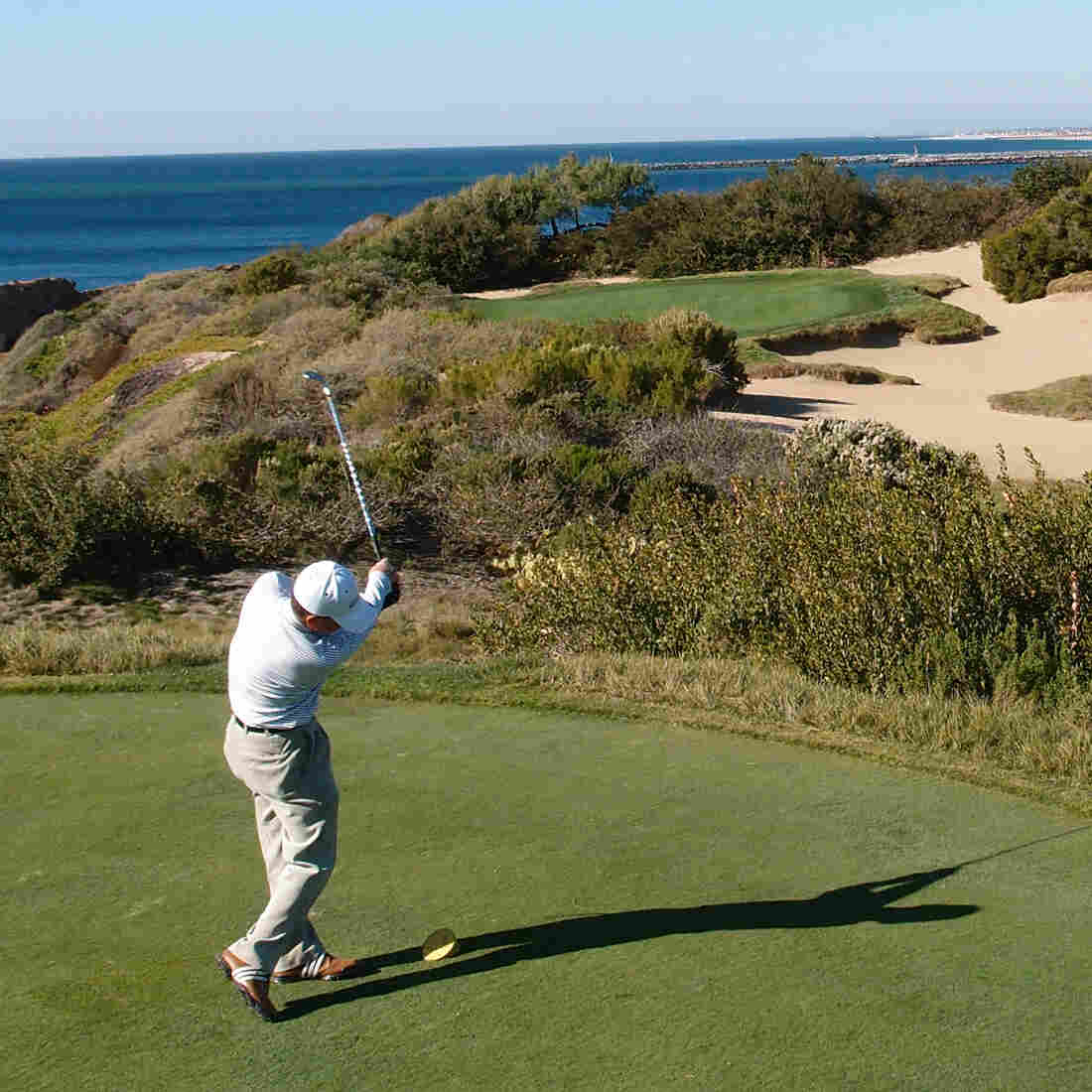 At the Pelican Hill golf resort in Newport Coast, Calif., water conservation is an obsession.