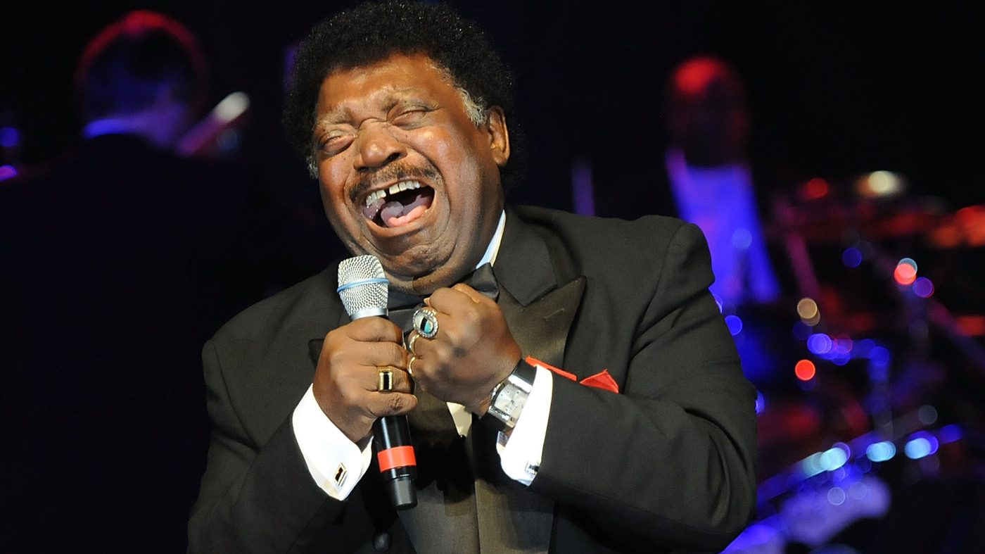 Percy Sledge Had A Voice The Whole World Heard : The Record : NPR