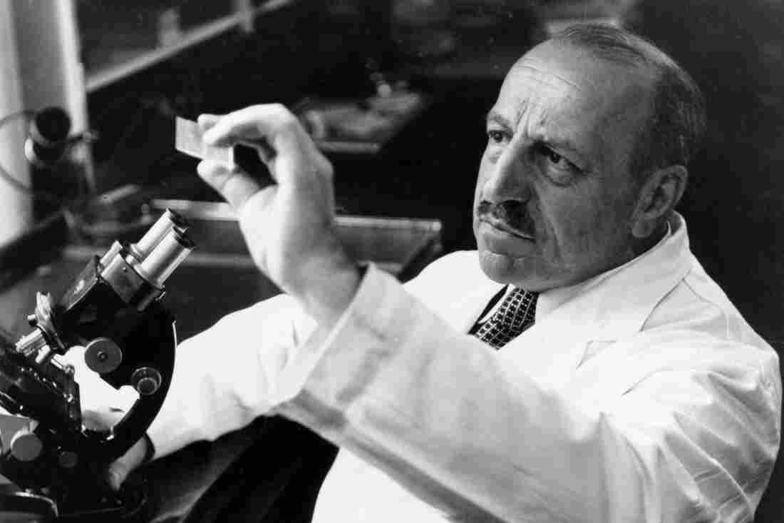 Dr. George Papanicolaou discovered that it was possible to detect cancer by inspecting cervical cells. The Pap smear, the cervical cancer screening test, is named after him.