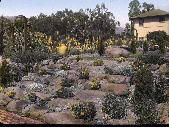 When America Was Crazy About Rock Gardens