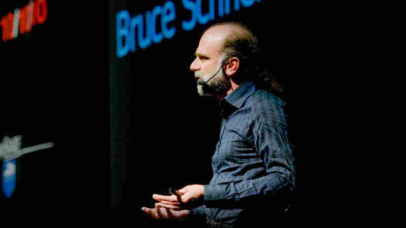 """Security is survival. And until that need is met, other things are less important."" - Computer security expert Bruce Schneier"