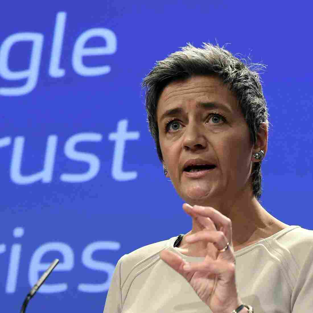 EU Charges Google With Antitrust Violations, Will Also Look At Android