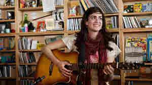 Tiny Desk Concert with Rosa Díaz on March 31, 2015.