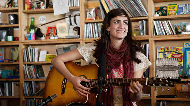 Tiny Desk Concert with Rosa Díaz on March 31, 2015.