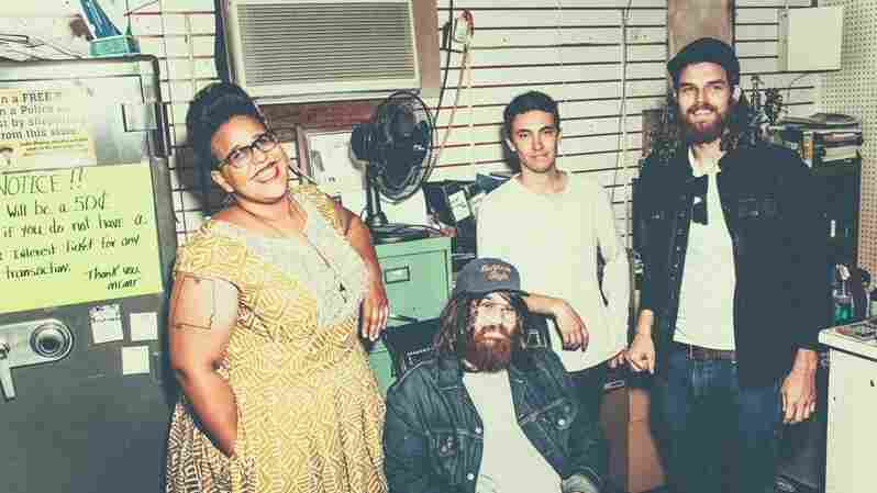 The Alabama Shakes will perform songs from its new album, Sound & Color, live from Los Angeles on Monday, April 20.