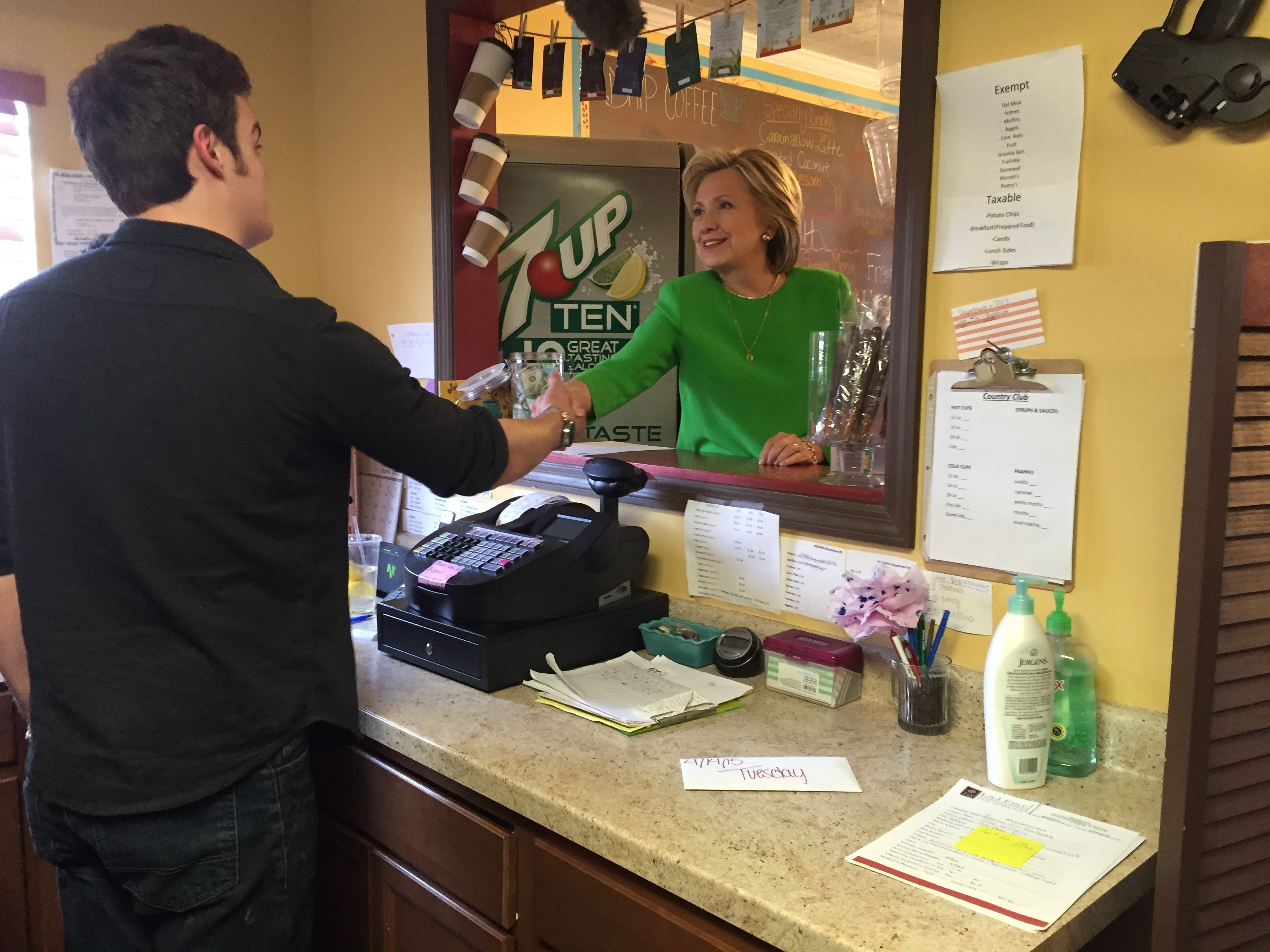 The Cat-And-Mouse Game Of The Great Clinton Chase, Iowa Edition