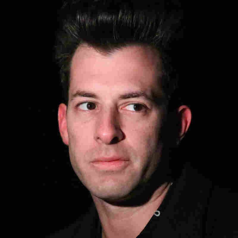 Mark Ronson is a music producer, DJ and guitarist who's recorded with Adele, Paul McCartney, Ghostface Killah, Lily Allen and Duran Duran, among others.