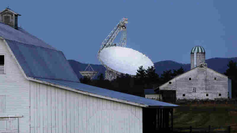 You won't be able to use a robot lawn mower within 55 miles of the Robert C. Byrd Green Bank Telescope in Green Bank, W.Va., if the National Radio Astronomy Observatory has its way.