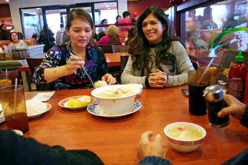 Every couple of weeks, the Salcedo family travels more than an hour from Yuma, Ariz., to dine at Fortune Garden.