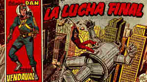 Vendaval, el Capitán Invencible was a comic book series created in the 1950s by Víctor Mora and Antonio Bernal.