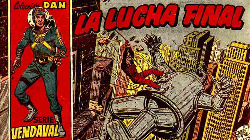 Vendaval, el Capitán Invencible was a comic book series created in the 1950s by Víctor Mora and Antonio Bernal.