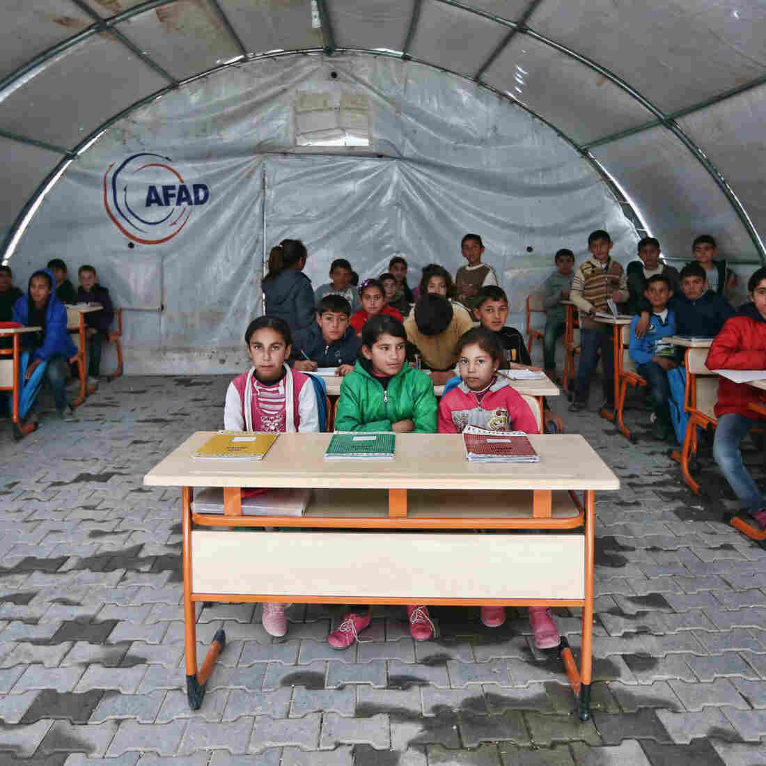 Turkish Educator Pledges $10M To Set Up Universities For Syrian Refugees