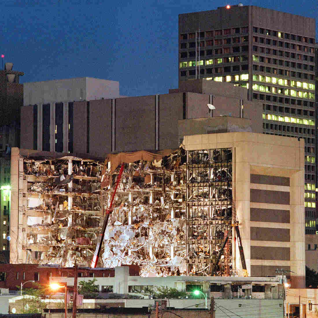 Murrah building bombing prompted oklahoma city 39 s downtown Building a house in oklahoma