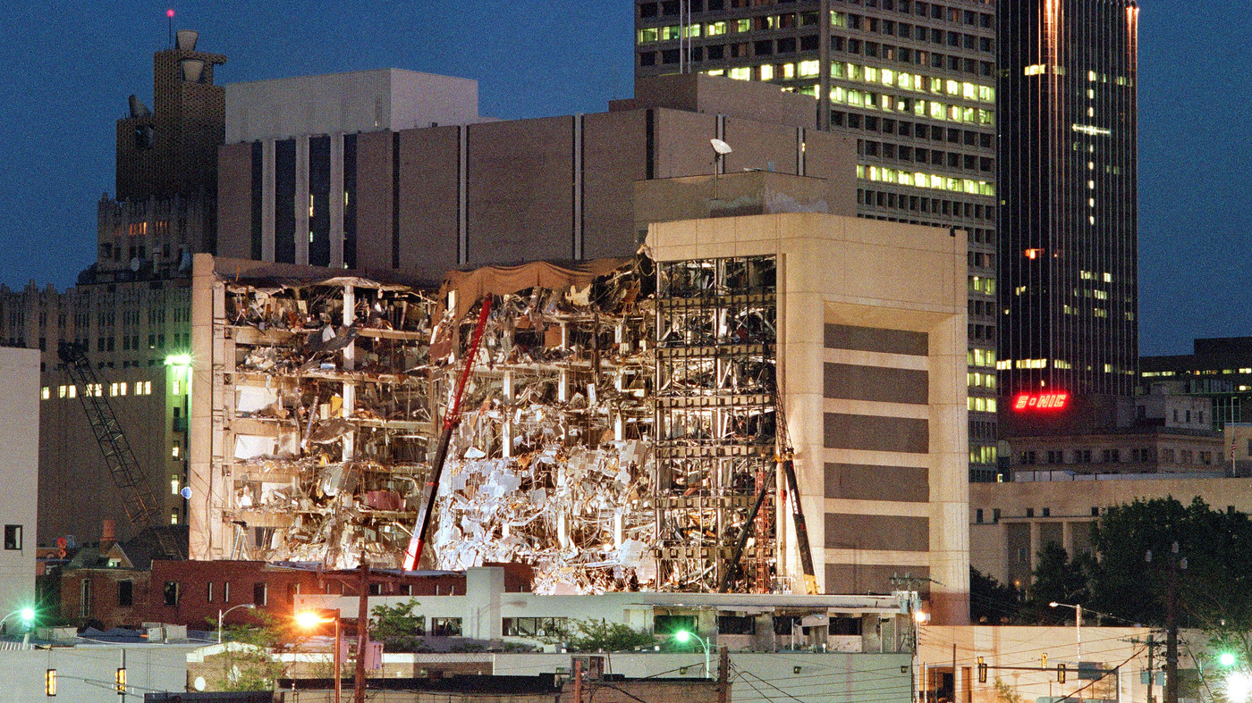Oklahoma City Bombing A 'Wake-Up Call' For Government ...