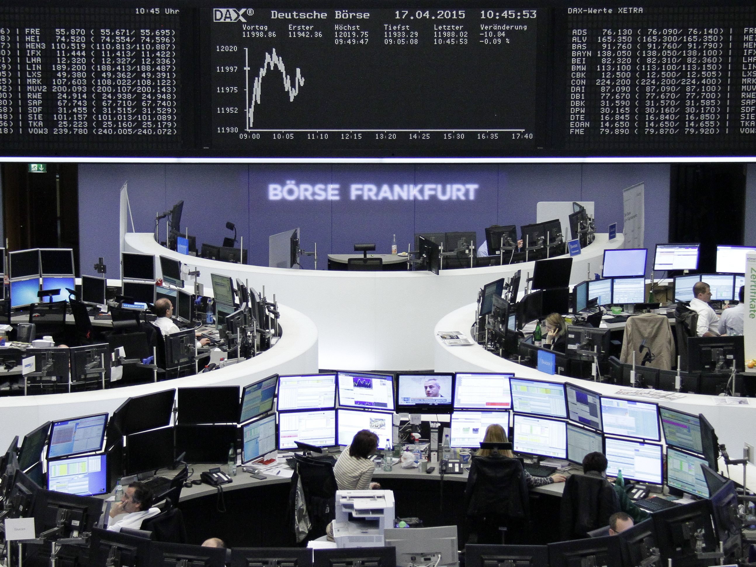 Bloomberg Terminals Go Dark For Hours, Sending Ripples Through Markets