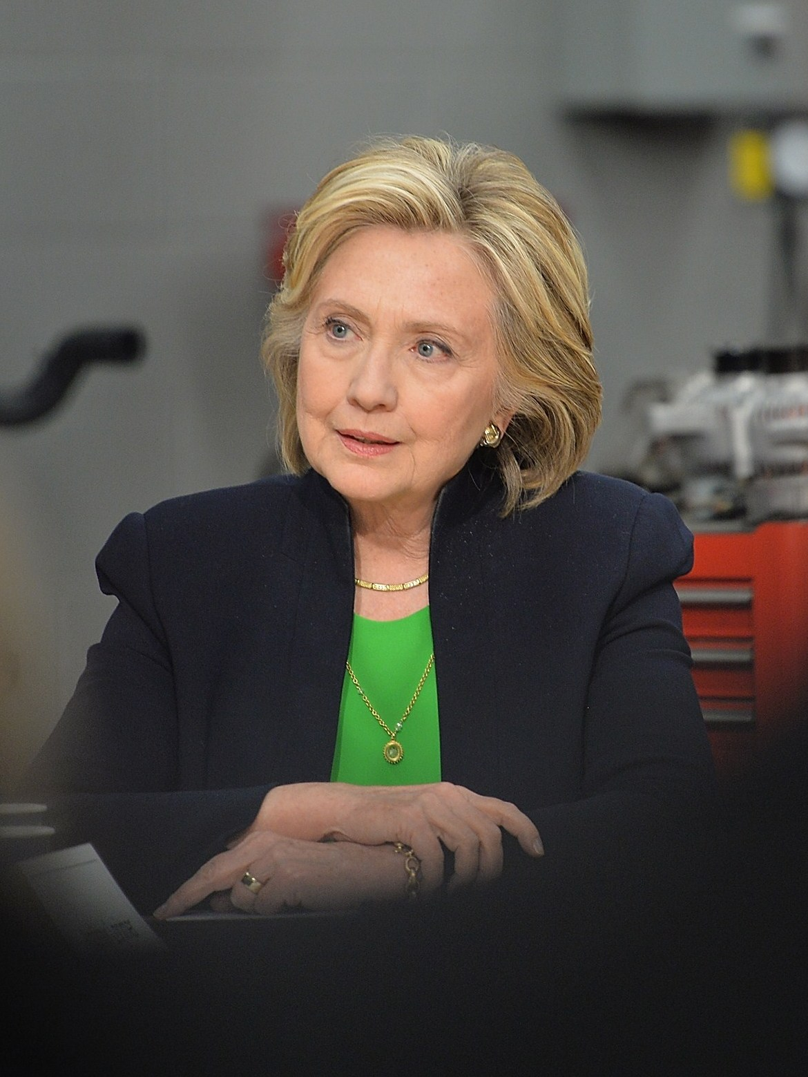 Image for Hillary Clinton Supports Amendment To Get Hidden Money Out Of Politics
