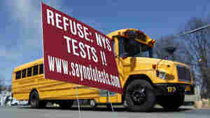 Anti-Test 'Opt-Out' Movement Makes A Wave In New York State