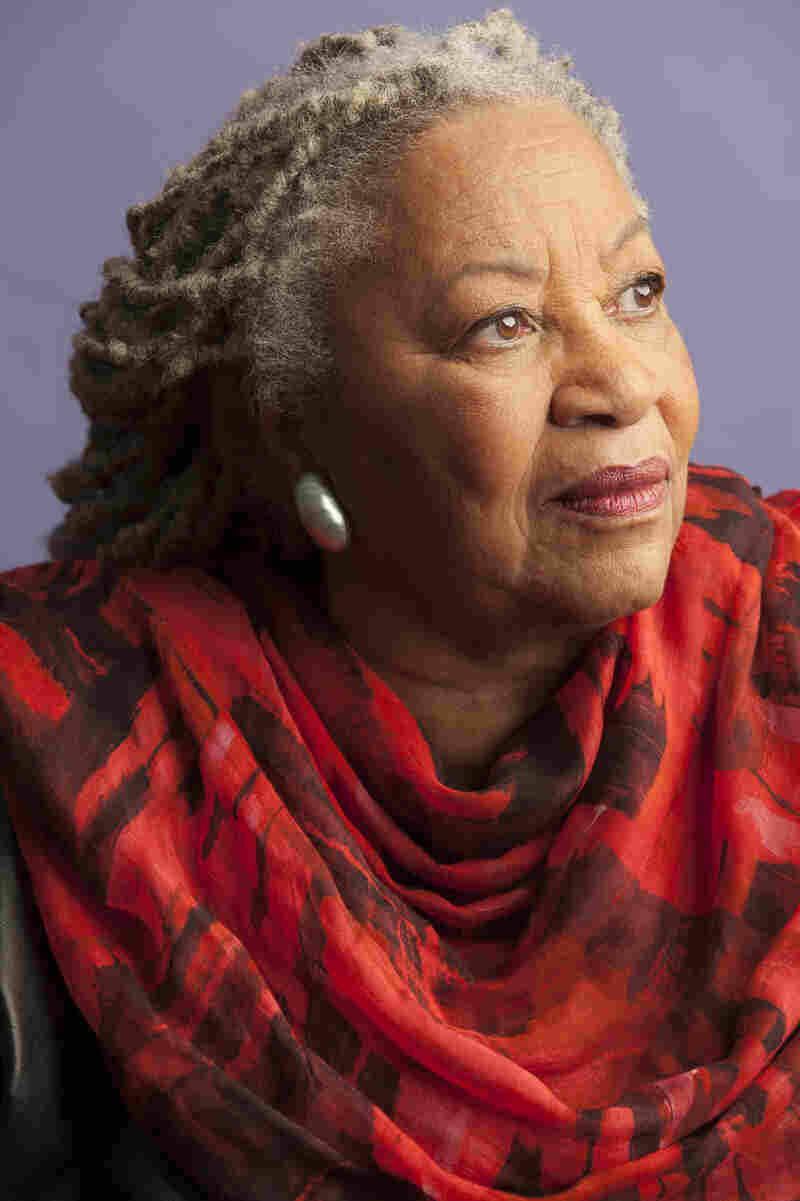 Toni Morrison's novels include Beloved, The Bluest Eye and Song of Solomon. She won the Nobel Prize for literature in 1993.