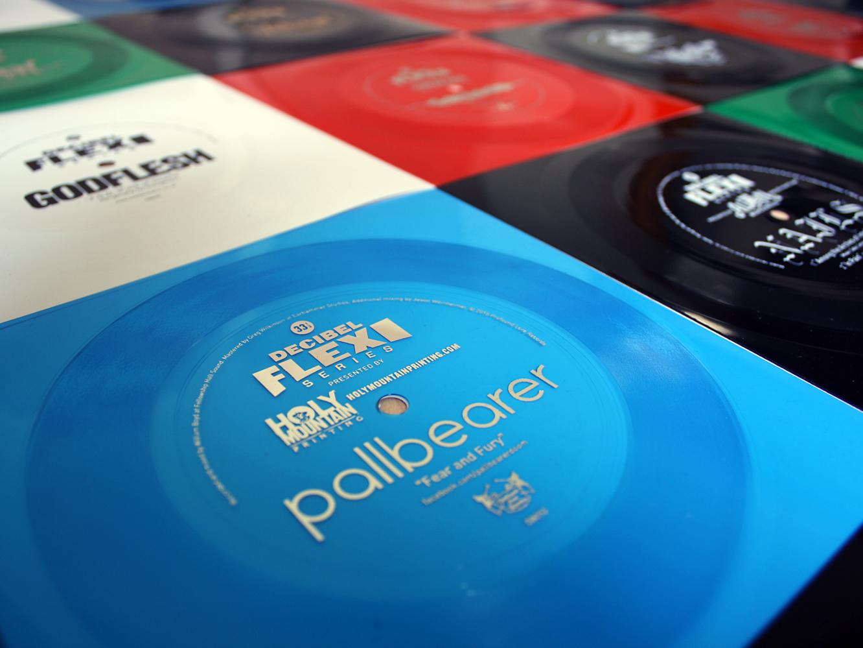 Image for It's Thin, It's Plastic, It's Back: Flexi Discs Find New Fans