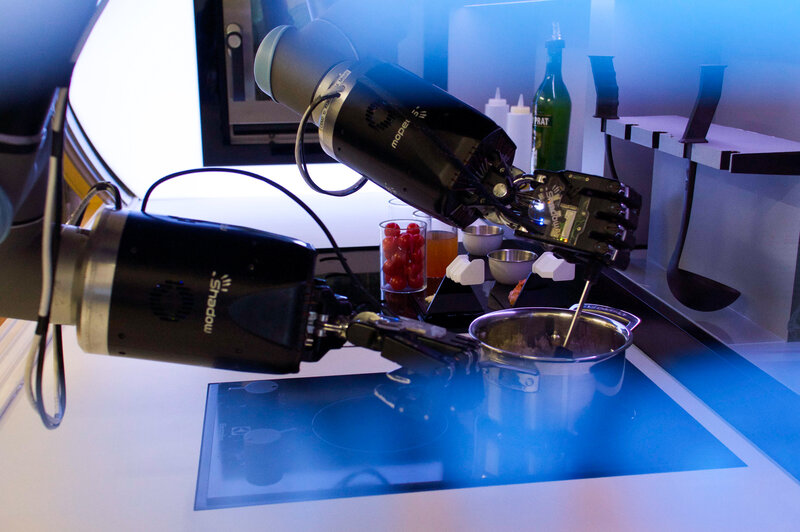 This Robot Chef Has Mastered Crab Bisque The Salt Npr