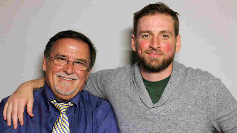 Scott Skiles, 61, and his son Zach Skiles, 32, had never sat down to talk about Zach's life after his deployment to Iraq --until their recent StoryCorps interview.