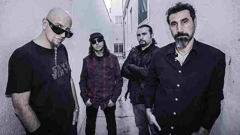System of a Down is made up of four Los Angelenos of Armenian descent. This spring, they'll play their first-ever concert in their ethnic homeland.