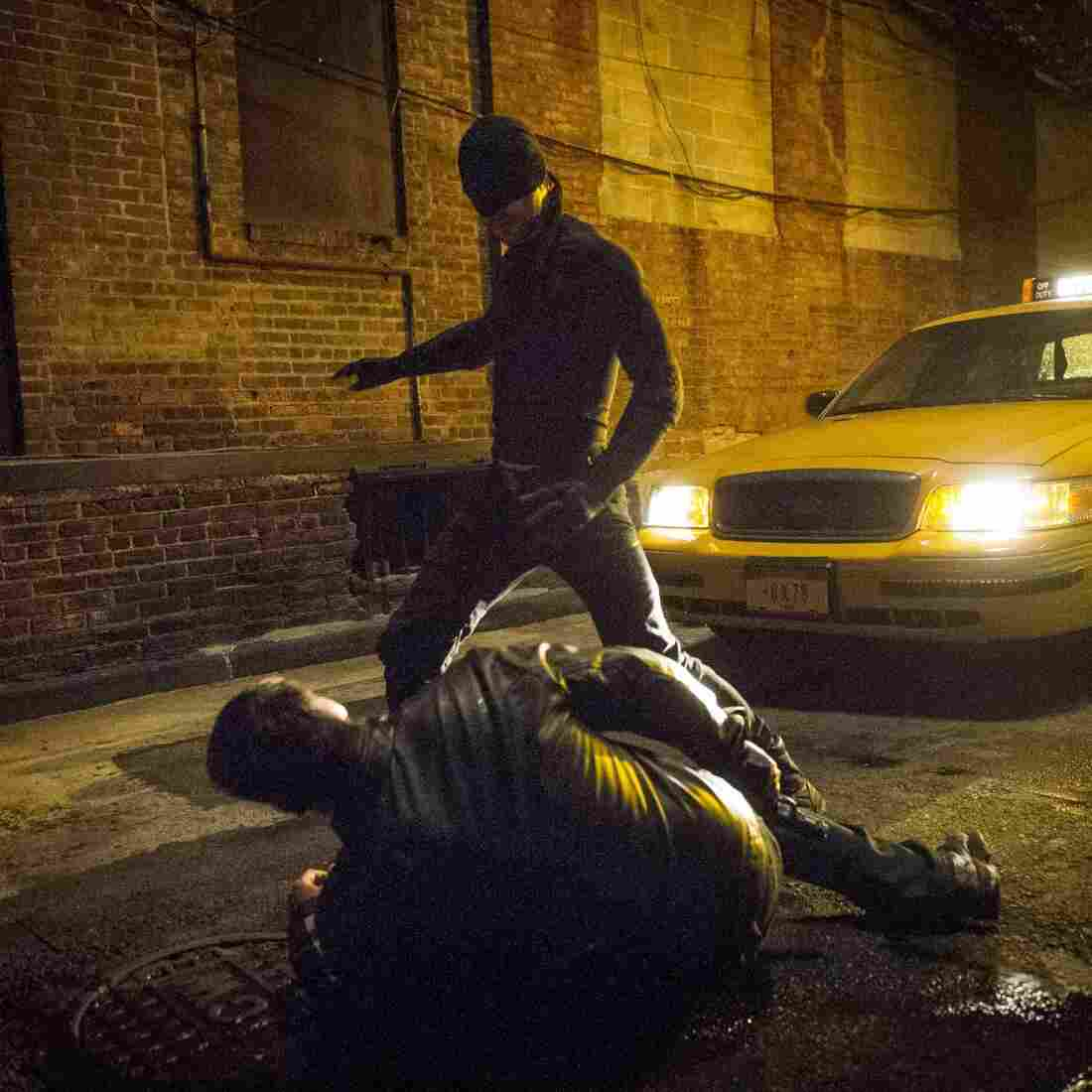 After Fan Pressure, Netflix Makes 'Daredevil' Accessible To The Blind