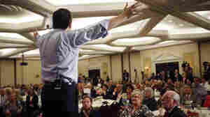 Republican presidential hopeful Sen. Ted Cruz speaks at the Republican Leadership Summit Saturday in Nashua, N.H.