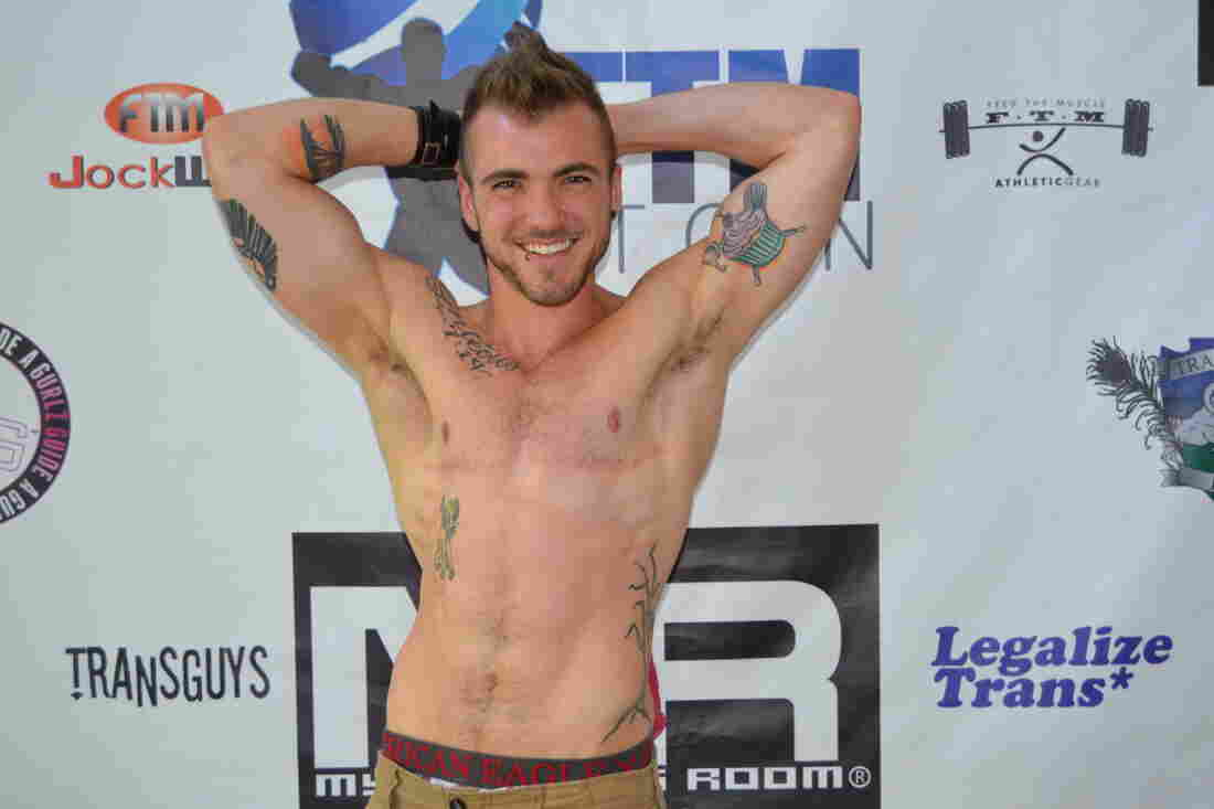 """Aydian Dowling is currently leading the annual """"Ultimate Guy"""" contest held by Men's Health magazine. If he wins, he will be the first trans man to appear on the cover."""