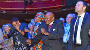 Feeling Blue? Share A Laugh With Archbishop Desmond Tutu