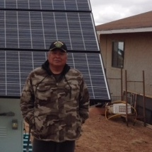 Image for Solar Power Makes Electricity More Accessible On Navajo Reservation
