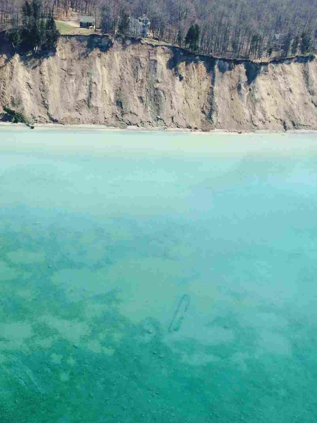 Shipwrecks Ahoy Coast Guard Shares Pics From Crystal