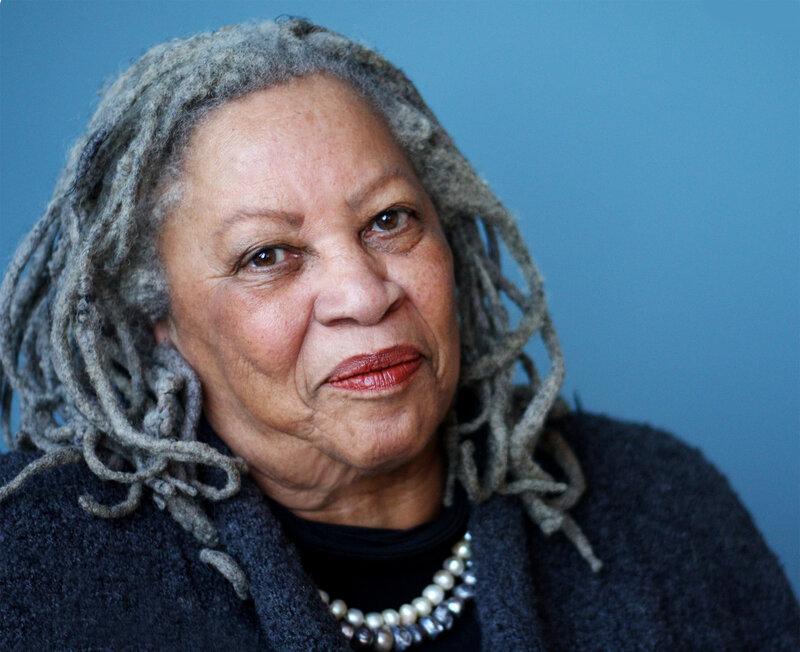 Interview: Toni Morrison, Author Of 'God Help The Child' : NPR