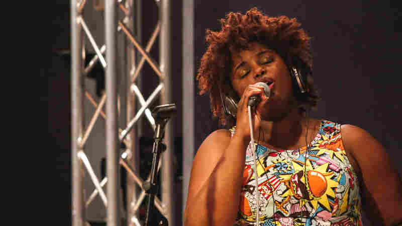 The Suffers performing live on World Cafe.
