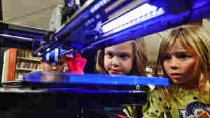 Libraries Make Space For 3-D Printers; Rules Are Sure To Follow