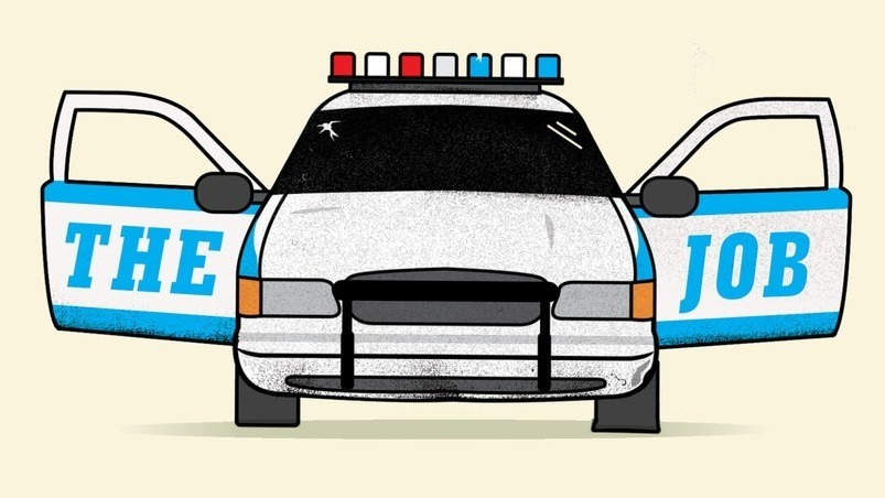 After 20 Years On The Job, NYC Police Officer Tells His Intense Stories