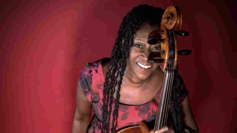 Akua Dixon At Central Brooklyn Jazz Festival