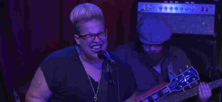 Alabama Shakes performed a First Listen Live at Apogee Studio in Los Angeles for KCRW and NPR Music.