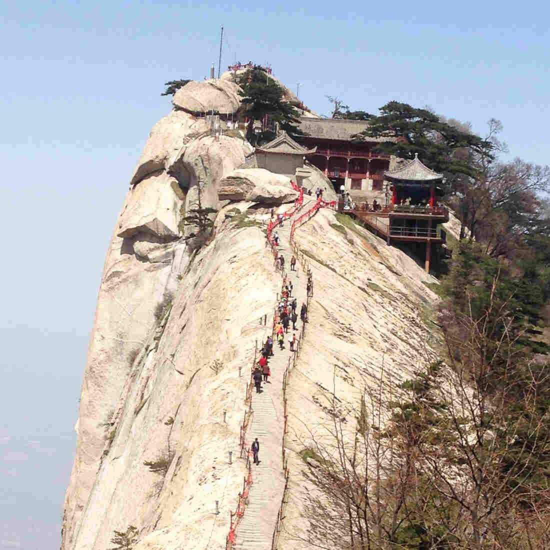 Tea Tuesdays: Tea, Tao And Tourists — China's Mount Hua Is Three-Part Harmony