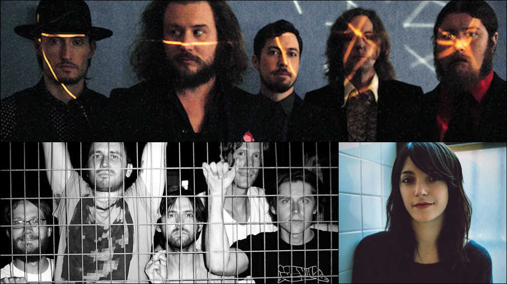 All Songs Considered: Hear Brand New My Morning Jacket, More