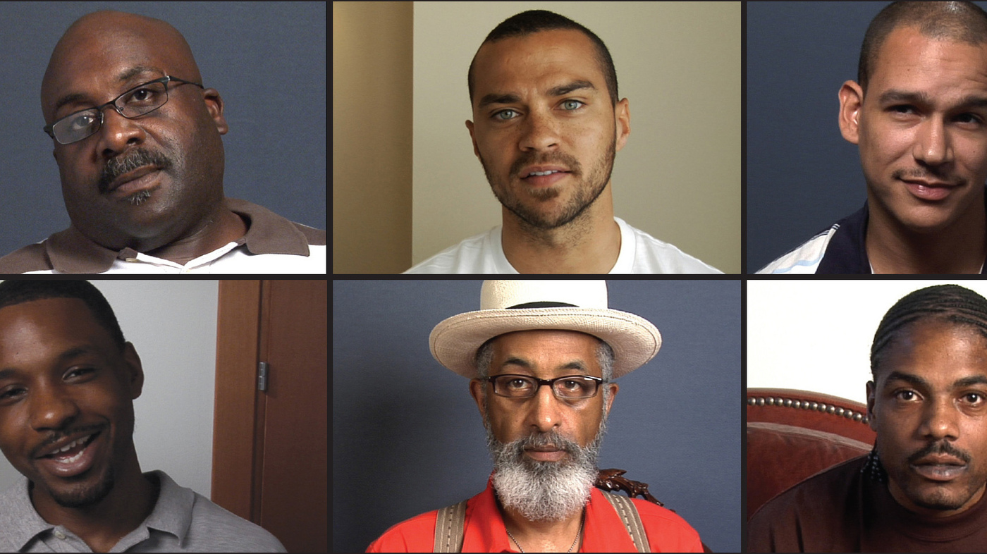 questioning the black male experience in america code switch npr
