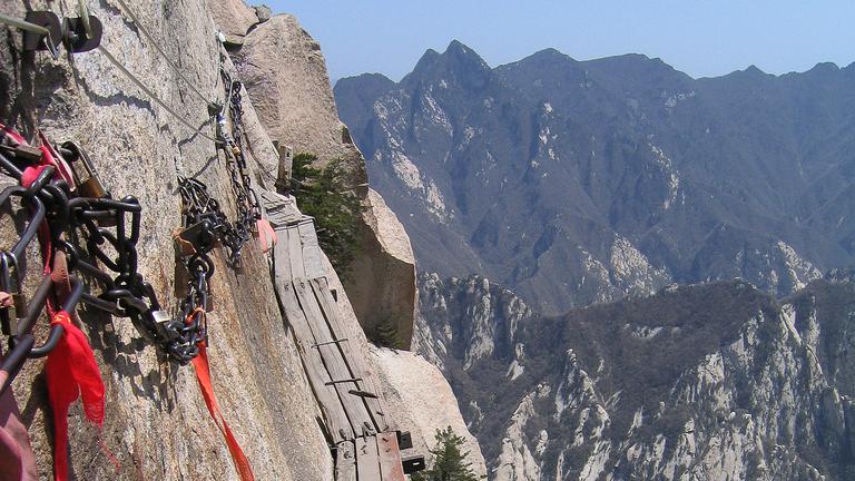 Tea Tuesdays: Tea, Tao And Tourists — China's Mount Hua Is Three-Part  Harmony : The Salt : NPR