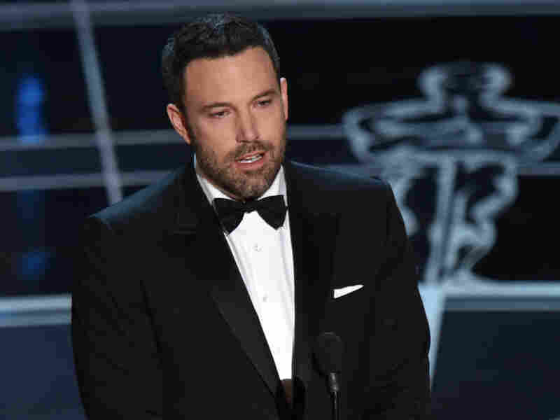 """""""We deserve neither credit nor blame for our ancestors and the degree of interest in this story suggests that we are, as a nation, still grappling with the terrible legacy of slavery,"""" Affleck wrote."""