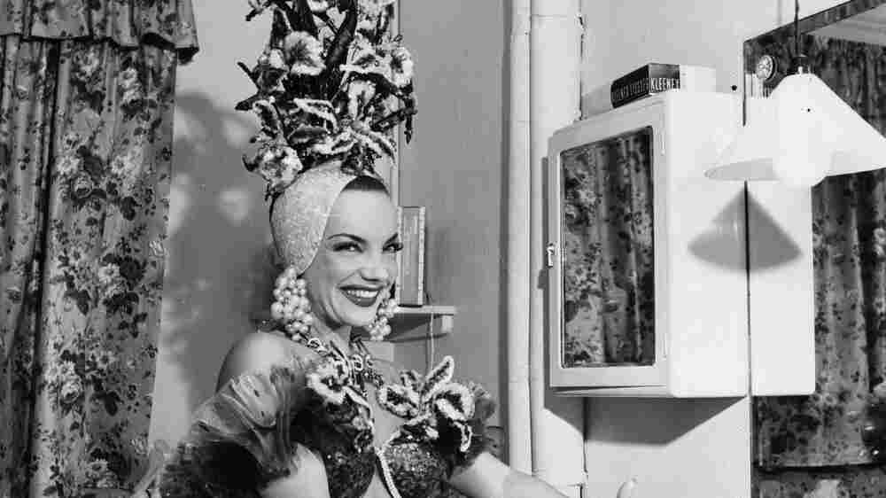 Of Fruit Hats And 'Happy Tropics,' A Renaissance For Carmen Miranda
