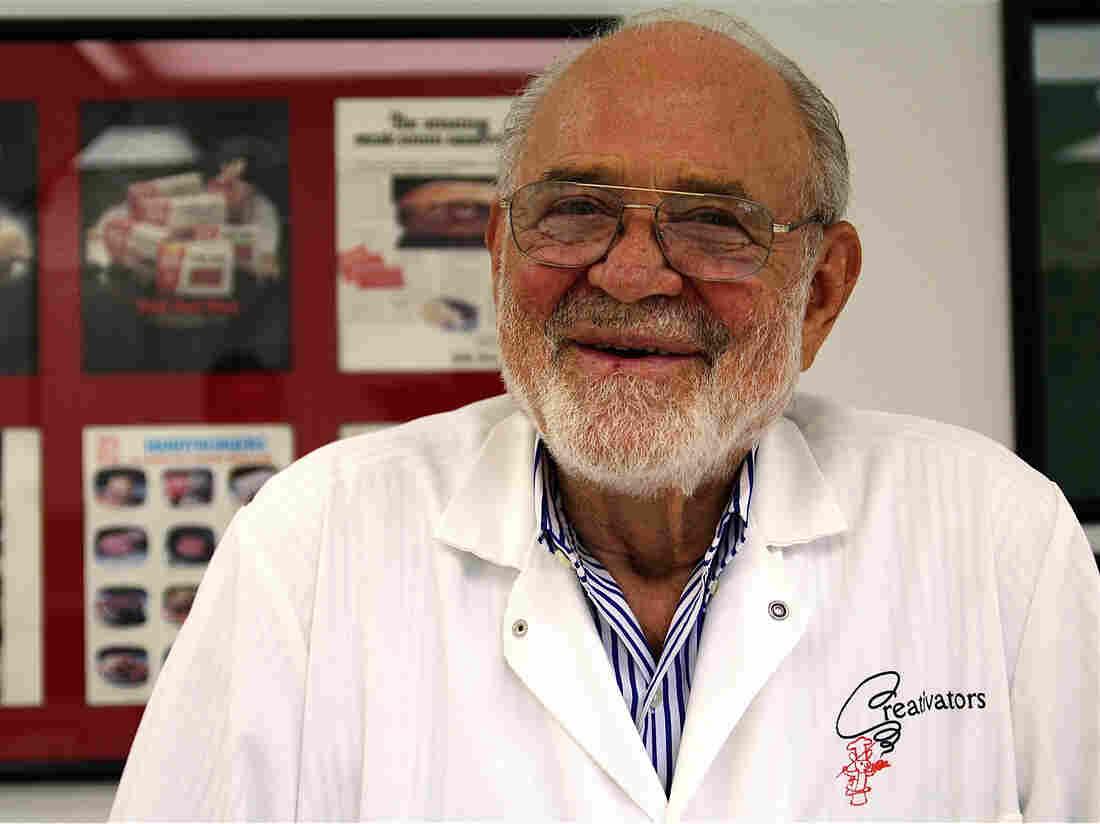 Eugene Gagliardi, inventor of Steak-Umm