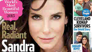 'People' Names Sandra Bullock, 50, World's Most Beautiful Woman