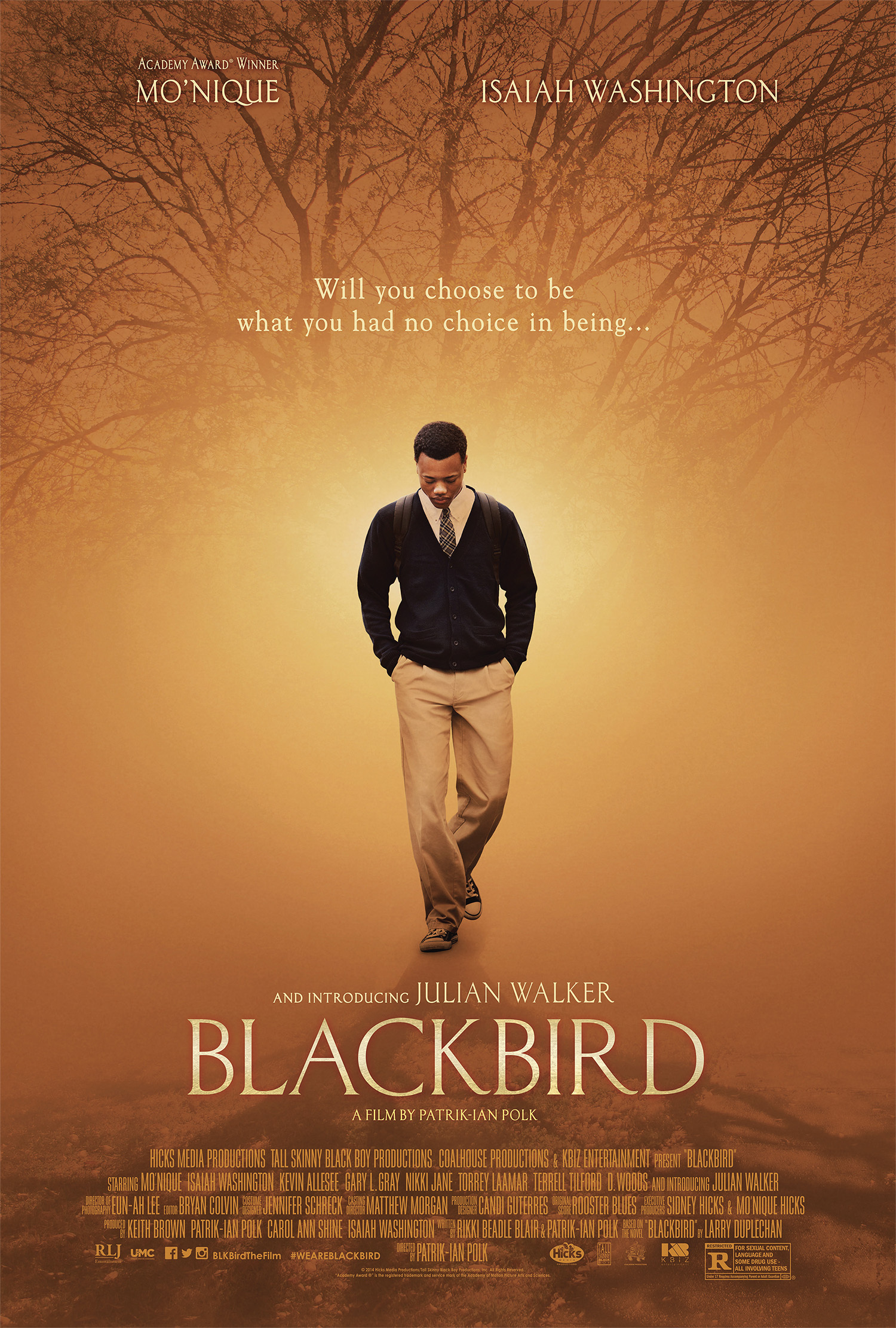 A Look At Blackbird The First Film On The New Black Netflix Code Switch Npr