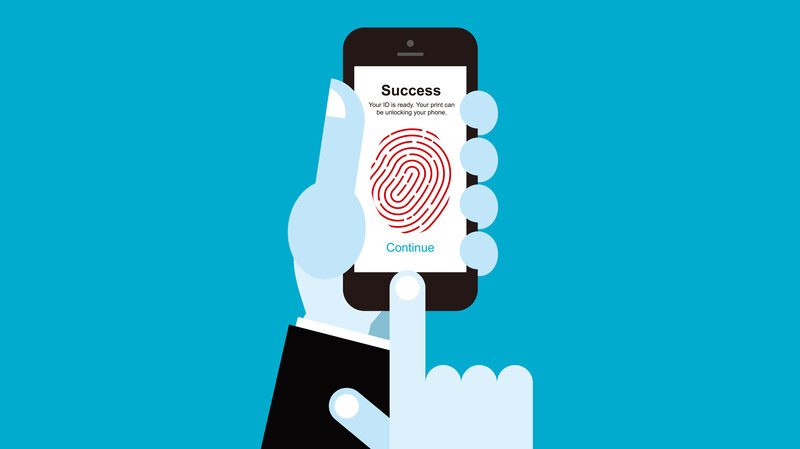 Biometrics May Ditch The Password, But Not The Hackers : All Tech