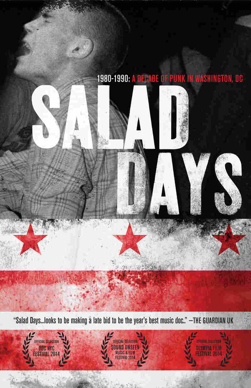 Poster for Salad Days: A Decade of Punk in Washington, DC (1980-90)