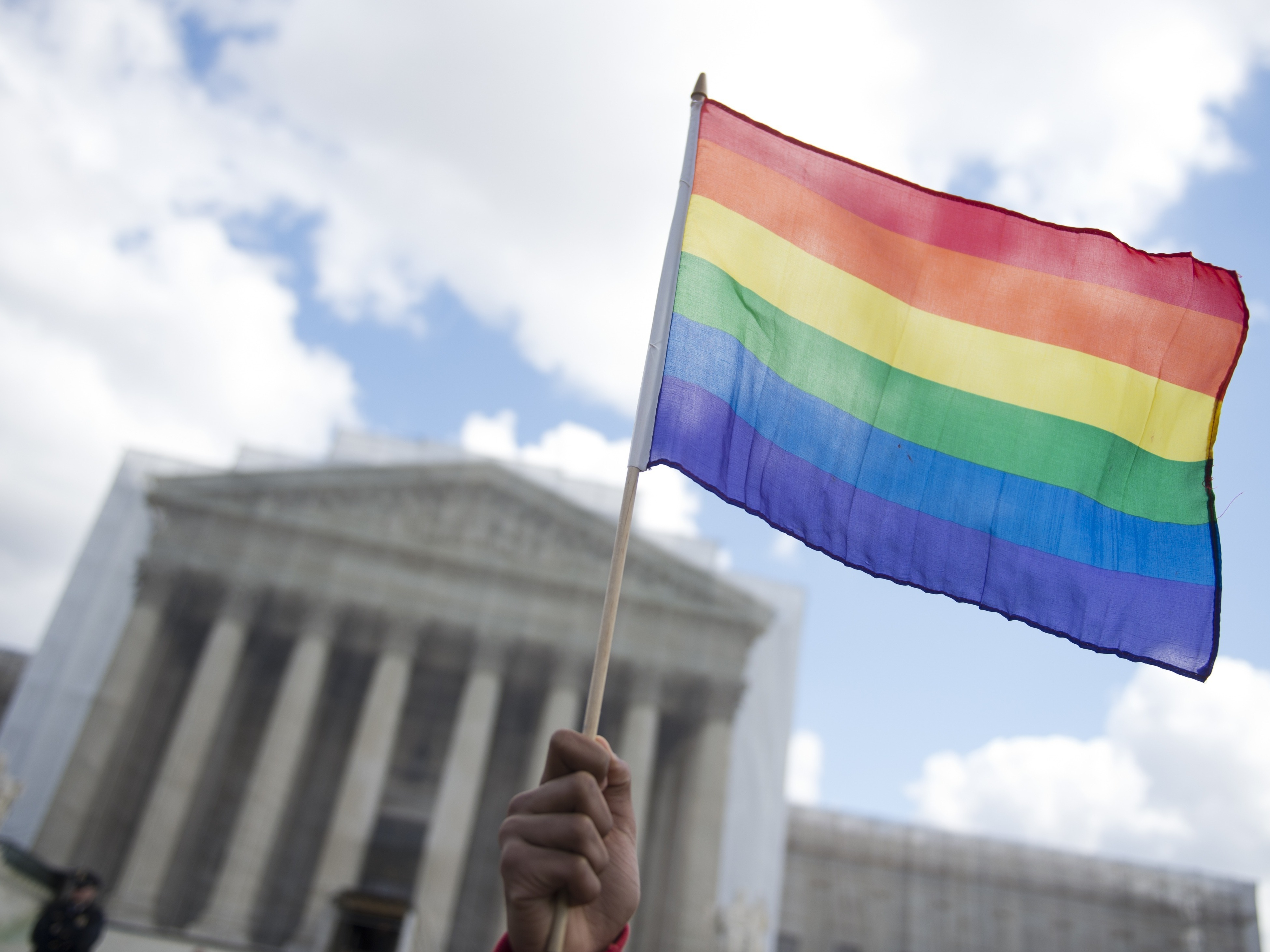 Supreme court ruling makes same
